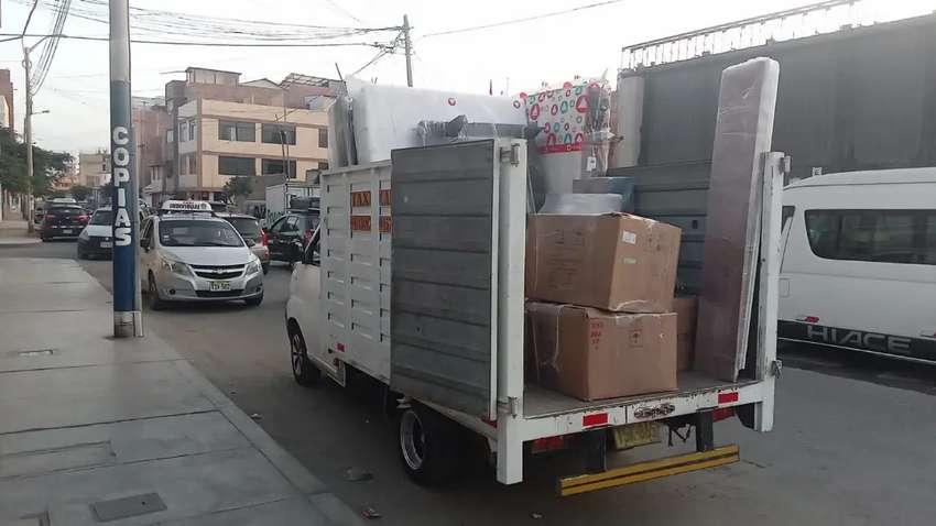 Camioneta taxi mudanzas y carga