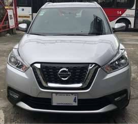 Una oportunidad NISSAN-KICKS LIMITED CVT 2019