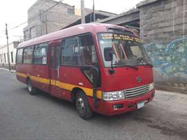 BUS linea 11 con cupo