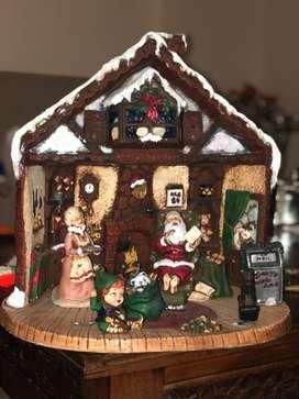 Casa Noel navideña