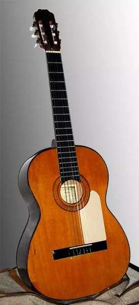 Vendo dos guitarras pequeña y grande