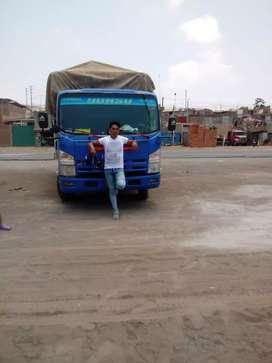 En ocacion remato mi camion ISUZU 500