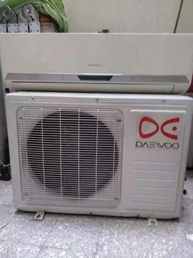 Aire acondicionado frío/calor Daewoo 3000 frigorías exelente