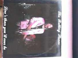 LP Disco vinylo The Rolling Stones doble álbum