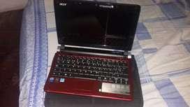 Vendo mini laptop