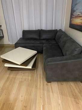 Sofa en L de Aristas