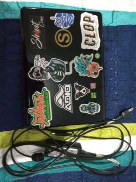 Vendo portátil marca Compaq en excelente estado