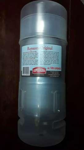 Repuesto lumilagro termo 1 litro compacto original