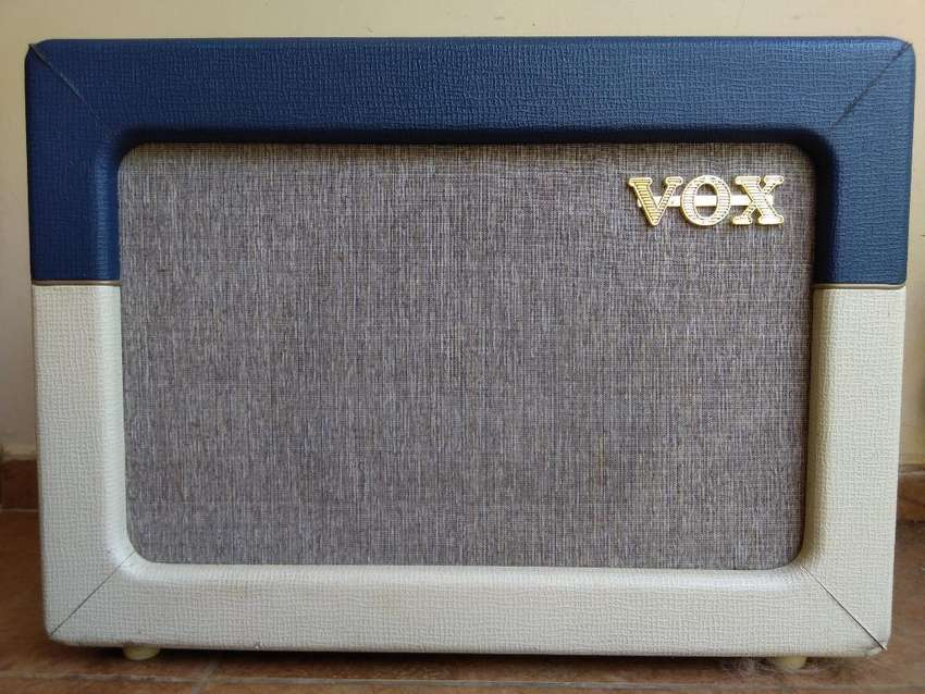 Amplificador Vox Ac15 C1-tv 0