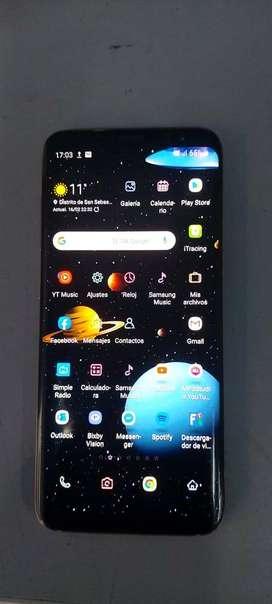 Se vende por emergencia celular samsung galaxy S8 con IMEI ORIGINALES Sin problemas- unico dueño