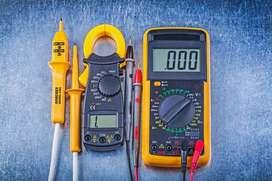 arreglo y reparacion de multimetros, pinzas amperimetricas y inversores de voltaje
