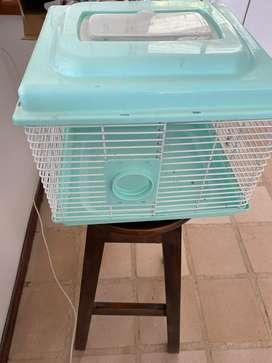 Terrario para hamsters o roedores