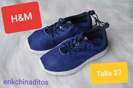Zapatos deportivos de niño marca hym