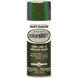 Pintura Aerosol Tornasolada Rust-oleum gamma green