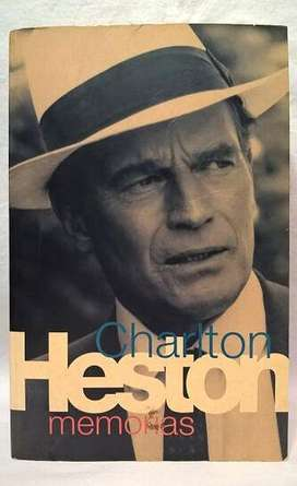 Charlton Heston - Memorias Autobiografía Del Genial Actor de Hollywood