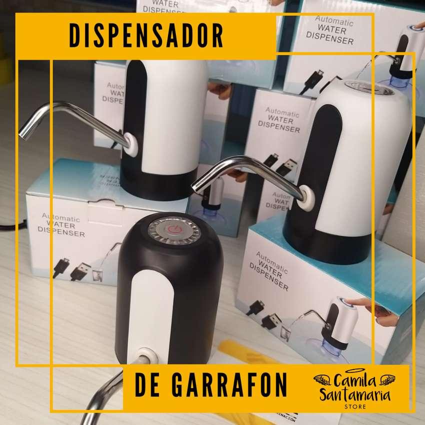 Dispensador automático de agua de Garrafón-Botellón