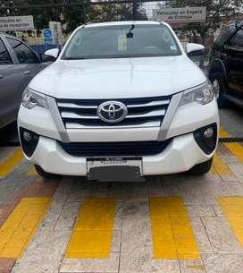 Vendo Toyota Fortuner 2019