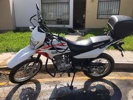 Moto Honda XR 150cc