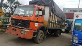 Se vende camión Mercedes benz 1219\366/turbo interculer, caja fuller de 8velocidades