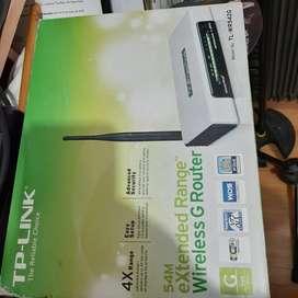 Router Tplink Tl Wr542g