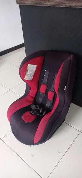 Silla auto para bebe