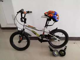 Bicicleta para niños de 3-6 años