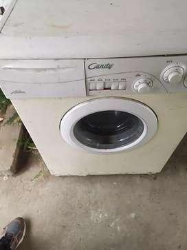 Lavarropas no se usa hace mucho