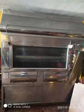 Se vende horno asador de pollo
