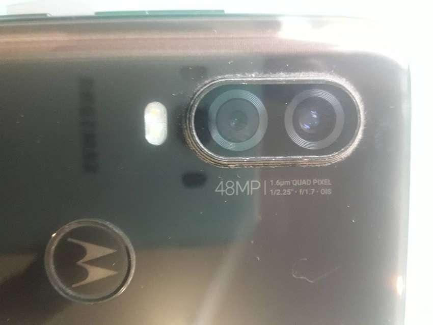 "En oferta!!Moto One vision 48Mp 1/2 × 25"""