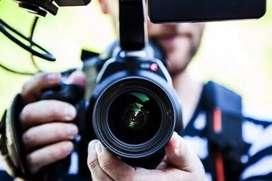 Se necesita camarógrafo de oficio