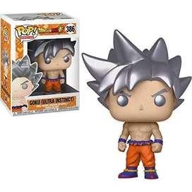 Funko Pop Original Goku Ultra Instinto - Dragon Ball