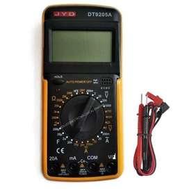 Multimetro Digital JYD 9205a
