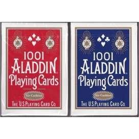 Cartas Aladdin 1001 Air Cushion Original Baraja Playing Card