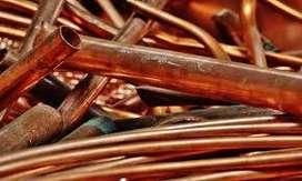 Traslado de chatarra a nivel nacional - cobre - aluminio - acero - bronce