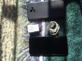 Samsung J6 Plus y accesorios originales