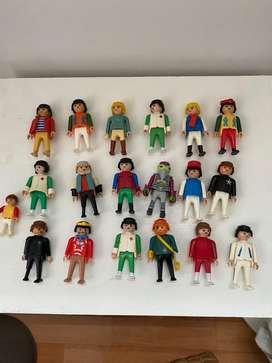 Muñecos playmobil