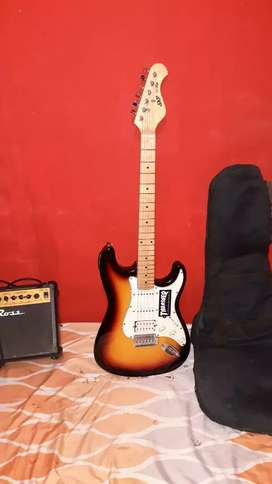 Guitarra + ampli