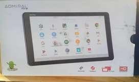 Tablet 10 Admiral fire RAM 1GB Almacenamiento 16GB. Carcaza azul