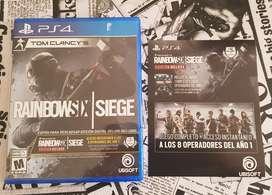 Rainbow Six Siege Edición Deluxe