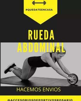 Rueda abdominal