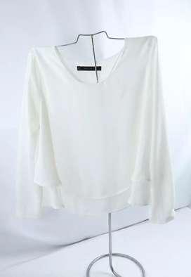 Venta Blusa Zara Woman Talla S