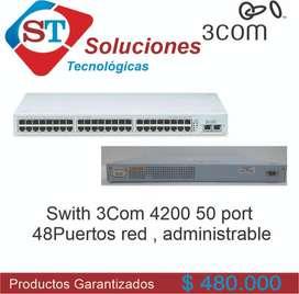 3Com 420050 port