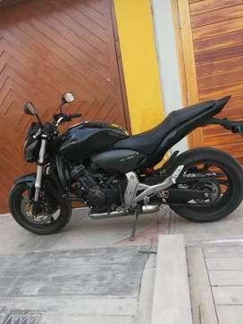 Vendo mi HONDA CB600