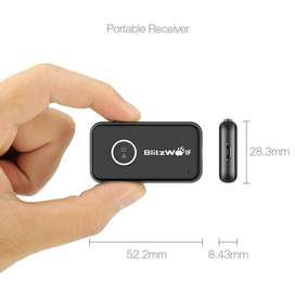 Receptor Bluetooth BlitzWolf BW-BR1