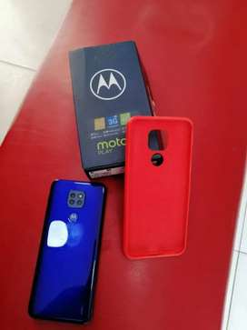 Motorola g9 play 10/10 se recibe de menor valor
