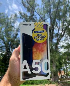 Samsung Galaxy A50 64gb (nuevo)