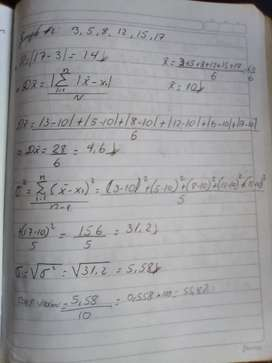 Tutor de matemáticas para bachillerato y universitario