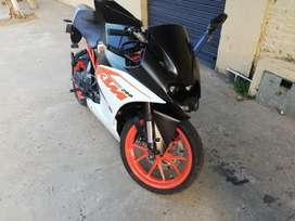 Vendo Moto O Cambio por Carro Ktm Rc 200