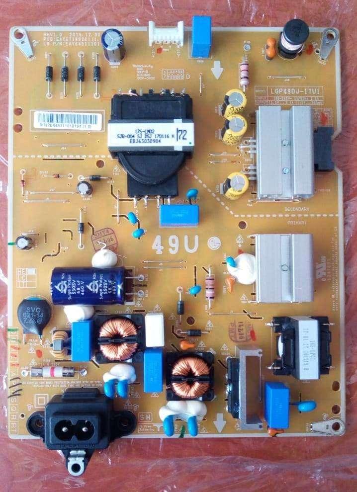TARJETA FUENTE 49UJ635T-DC.BWC4LJM 0
