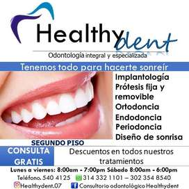 odontologia- implantes dentales